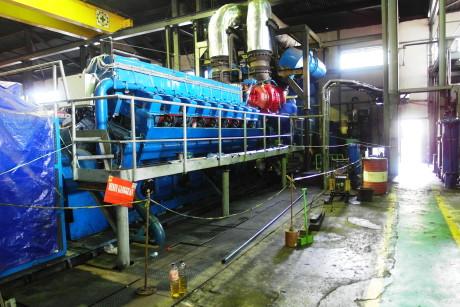 Spare Part Procurement and Rehabilitation Engine Wartsila 18V32 Waena Power Plant